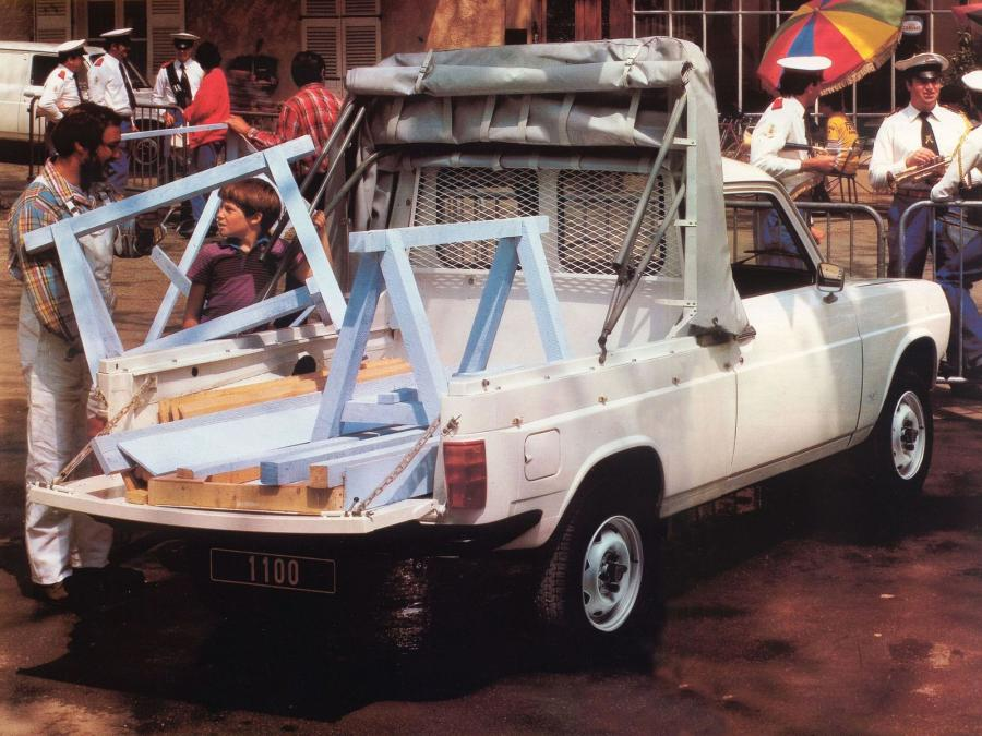 Talbot 1100 Pick-Up '1975
