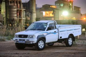 2008 Tata Telcoline 207 Di Ex2 Turbo Worker Single Cab