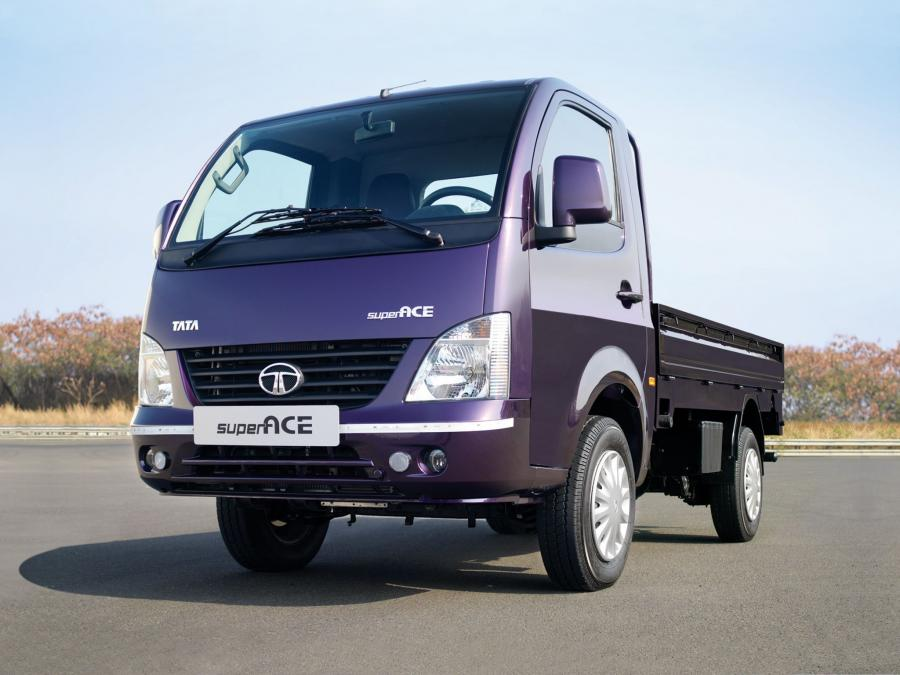 Tata Super Ace LHD '2012