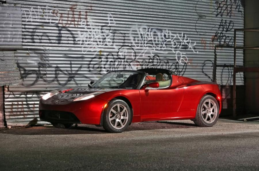 2008 Tesla Roadster Over Unpaid Bill Magna Sues