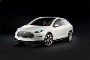 2012 Tesla Model X Prototype