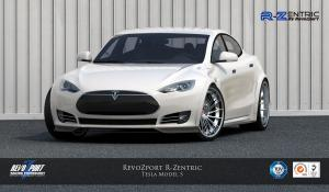 2014 Tesla Model S R-Zentric by RevoZport