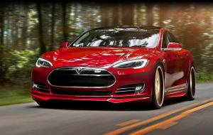 2014 Tesla Model S by Unplugged Performance