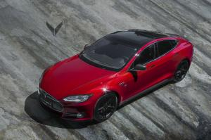 Tesla Model S by Vilner 2015 года