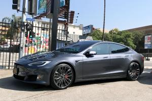 2017 Tesla Model S on Forgiato Wheels (Montare-ECL)