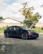 Tesla Model 3 by Impressive Wrap 2019 года