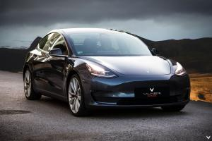 2019 Tesla Model 3 by Vilner