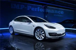 2020 Tesla Model 3 by iMP Performance