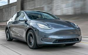 Tesla Model Y Long Range (NA) '2020