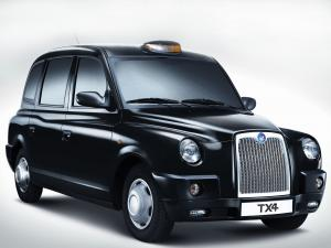 The London Taxi Company TX4 '2010