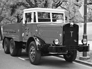 Thornycroft Amazon 6x4 1933 года