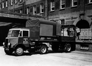 Thornycroft Nippy '1946