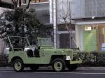 Toyota Land Cruiser Jeep BJ Drugie 1951 года