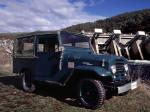 Toyota Land Cruiser 20 Canvas Top (BJ25) 1955 года