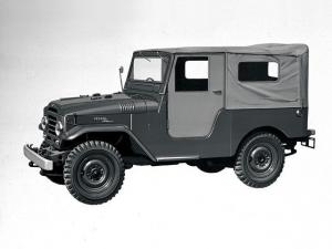 1955 Toyota Land Cruiser 20 Canvas Top (FJ25)