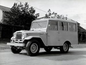 1956 Toyota Land Cruiser 20 Station Wagon