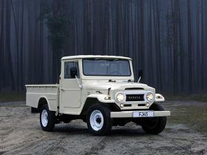 Toyota Land Cruiser 40 Pickup 1960 года