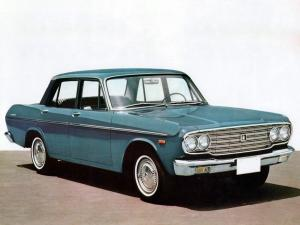 Toyota Crown 1962 года