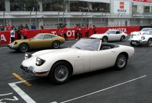 1966 Toyota 2000GT Convertible