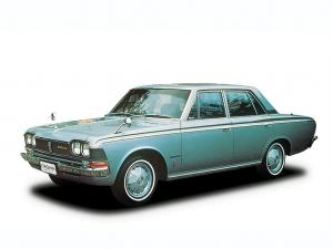Toyota Crown S50 1967 года