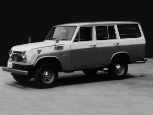 Toyota Land Cruiser 50 KQ 1967 года (JP)
