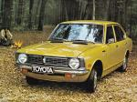 Toyota Corolla 4-Door Sedan 1970 года