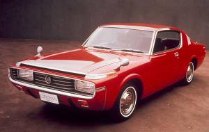 1971 Toyota Crown Hardtop Coupe