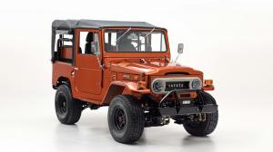 Toyota Land Cruiser 1972 года