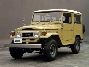 Toyota Land Cruiser 40 (BJ40V)