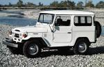 Toyota Land Cruiser Hard Top 1973 года