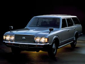 1974 Toyota Crown Wagon