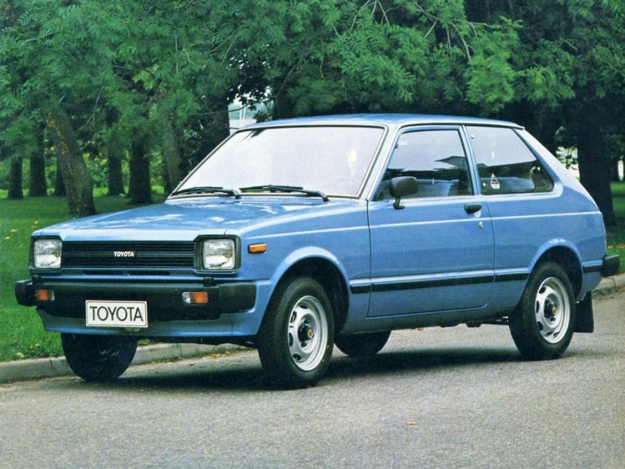 1978 Toyota Starlet 3-Door (WW)