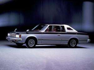 Toyota Crown Royal Saloon 2-Door Hardtop 1979 года