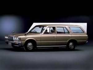Toyota Crown Super Deluxe Van 1979 года