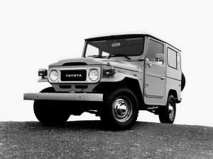 1979 Toyota Land Cruiser Hard Top
