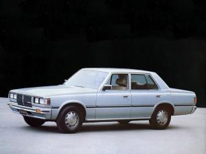 1980 Toyota Crown Deluxe Sedan