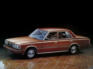 Toyota Crown Super Saloon Sedan 1980 года (EU)