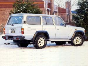 1980 Toyota Land Cruiser 60 Turbo