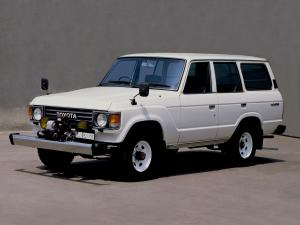 1980 Toyota Land Cruiser 60 Wagon