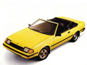 1982 Toyota Celica Sunchaser Convertible