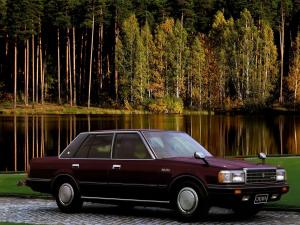 Toyota Crown Sedan 1983 года