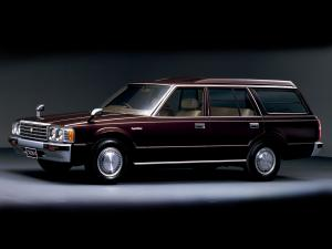Toyota Crown Van 1983 года