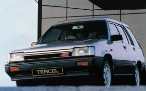 Toyota Tercel 4WD Wagon 1983 года