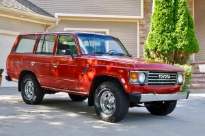 1984 Toyota Land Cruiser 60