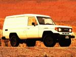 Toyota Land Cruiser 70 Van 1986 года