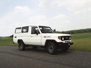 1986 Toyota Land Cruiser 70