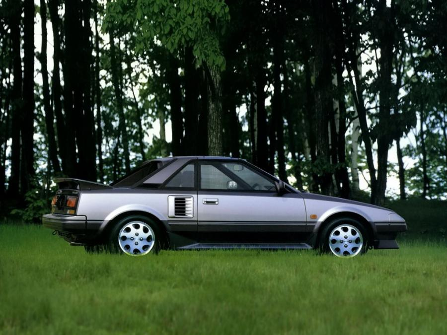 Toyota MR2 G-Limited T-Bar Roof