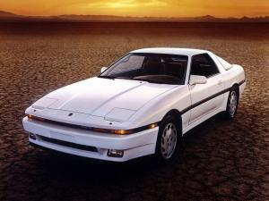 Toyota Supra 3.0 Sports Liftback 1986 года (US)