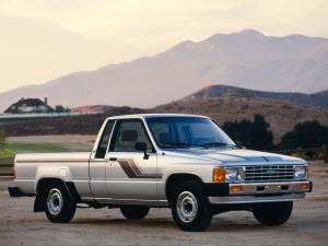 1986 Toyota Truck Xtracab 2WD