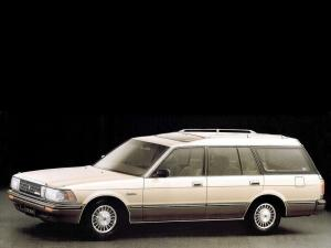 1987 Toyota Crown Royal Saloon 2.0 Station Wagon